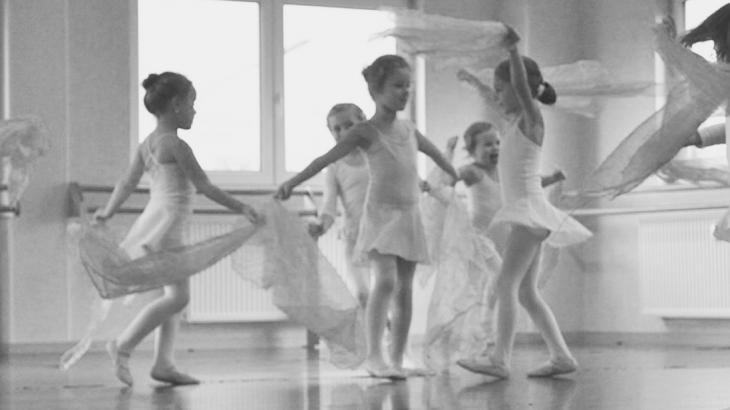 Kindergeburtstag in der Tanzwerkstatt Nettetal